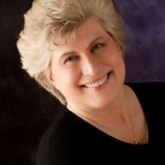 Romantic fiction writer Donna MacMeans